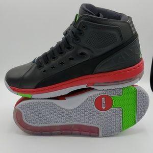 Nike Jordan OL'School Black/Grey/Gym Red/Green